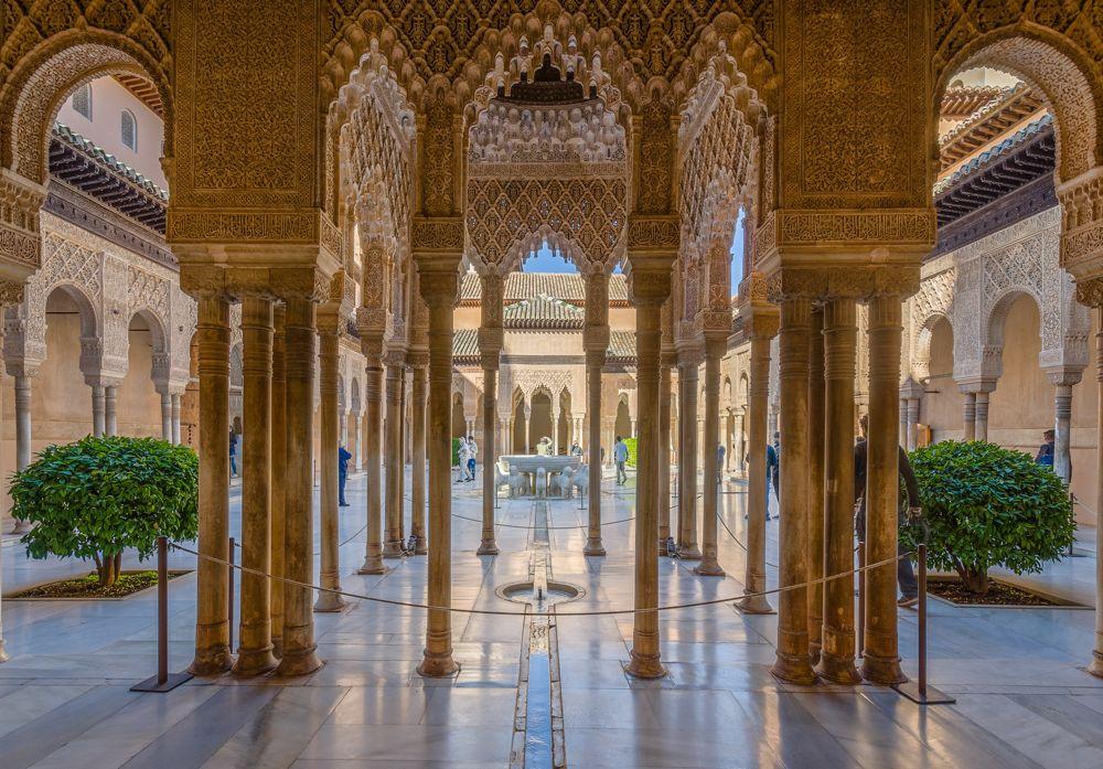 img alhambra spain